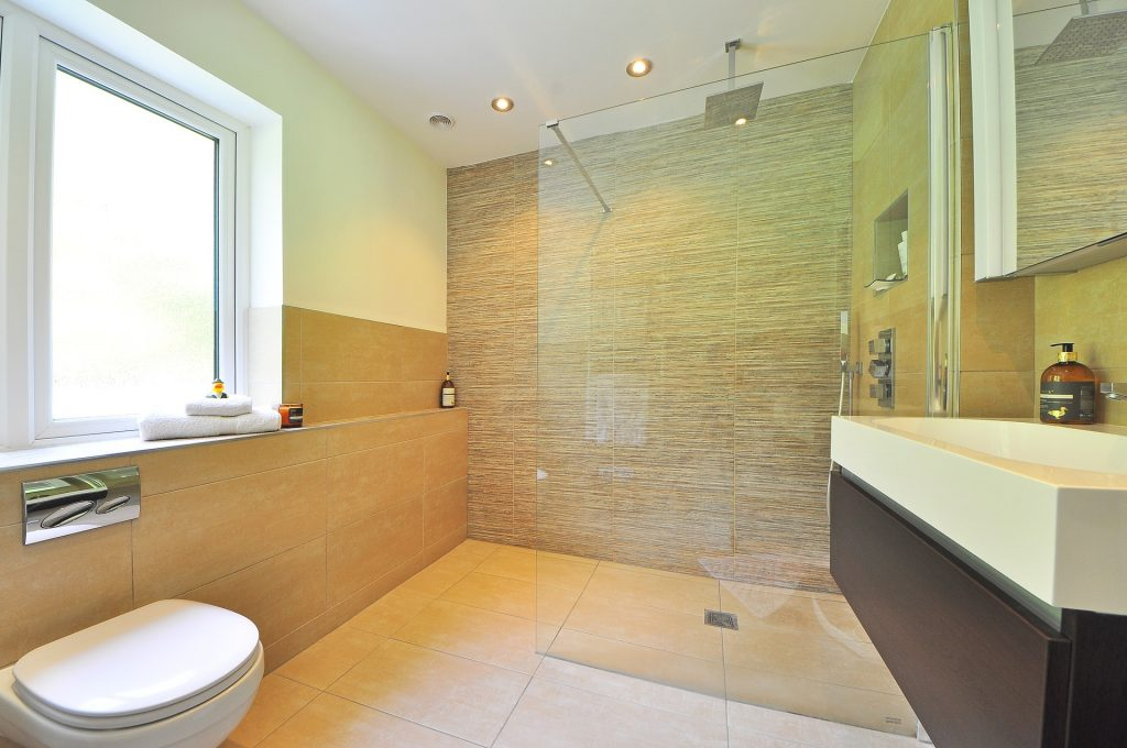 Wet Room Ideas for Small Bathrooms